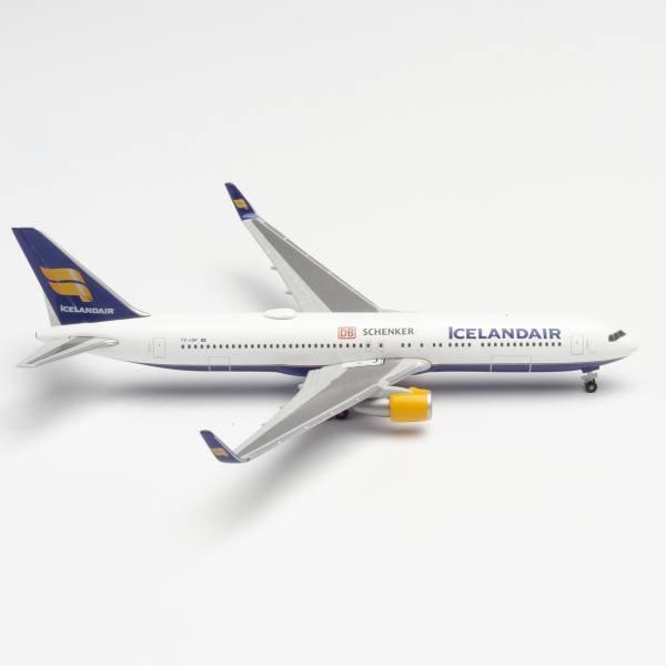 """533102-002 - Herpa - Icelandair Boeing 767-300 """"DB Schenker"""" - TF-ISW -"""