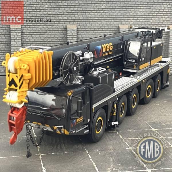 32-0074 - IMC - DEMAG AC 250-5 5achs Mobilkran - MSG Marusan -