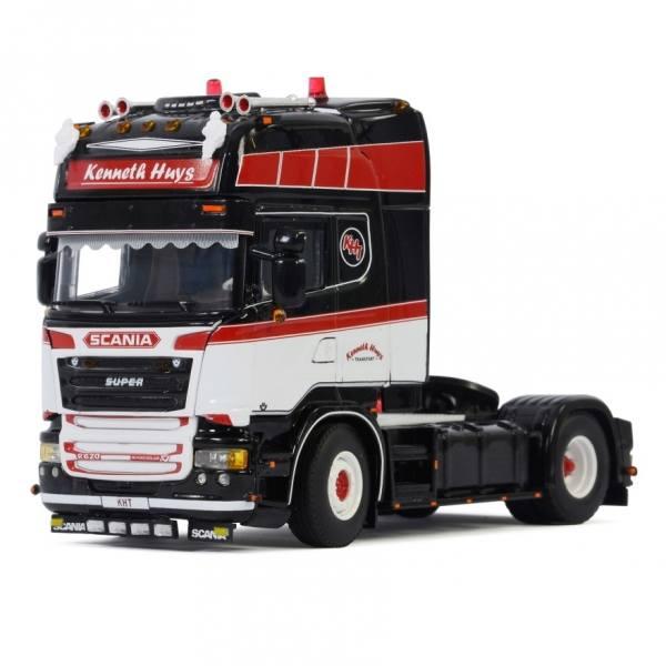 01-3087 - WSI - Scania Streamline 4x2 2achs Zugmaschine - Kenneth Huys - BE