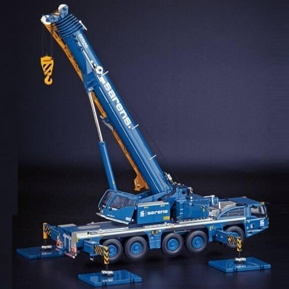 49558 - B-Ware - IMC Models - DEMAG AC 220-5 5achs Mobilkran - SARENS