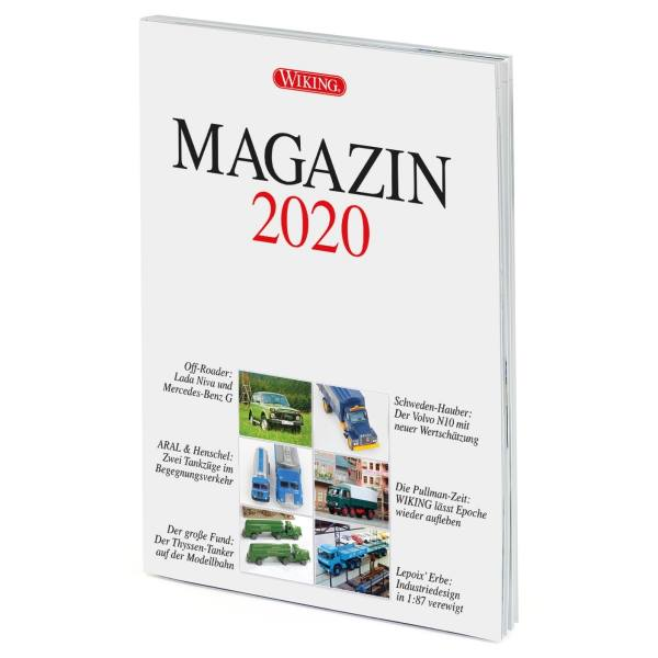 000627 - Wiking - Magazin 2020
