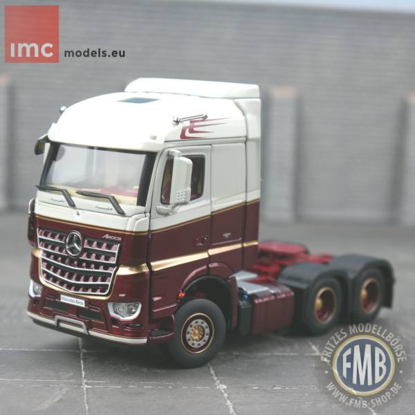 33-0121 - IMC - Mercedes-Benz Arocs Stream Space 6x4 3achs Zugmaschine - Nordic Edition -