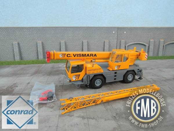 2088 - Conrad - Liebherr LTM 1030/2 Mobilkran - C. VISMARA