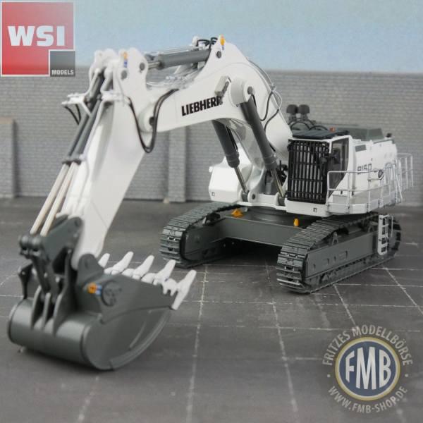 04-2023 - WSI - Liebherr R 9150 - Kettenbagger mit Tieflöffel