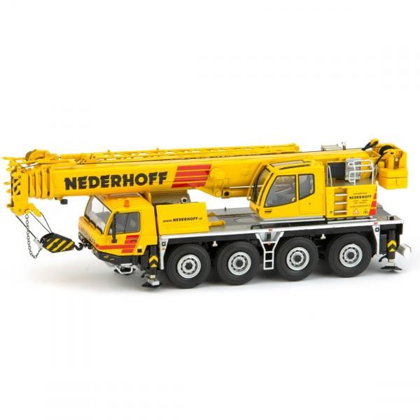 01-1460 - WSI - Tadano ATF70G-4 4achs Mobilkran - Nederhoff -