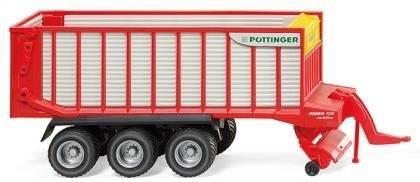 038139 - Wiking - Pöttinger Jumbo 7210 Ladewagen 3achs