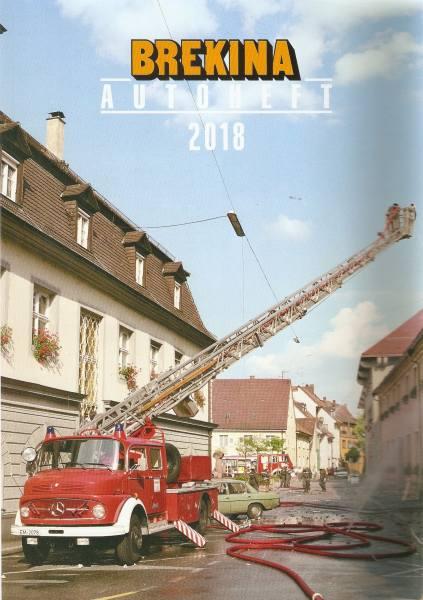 12217 - Brekina - Autoheft 2018
