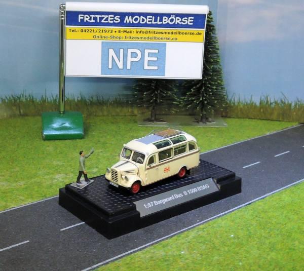 99001.1 - NPE - Borgward B 1500 D Bus -BSAG-