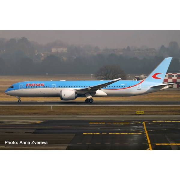 "534178 - Herpa - Neos Boeing 787-9 Dreamliner ""Spirit of Italy"""