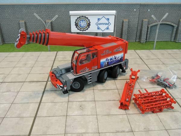 """20100/05 - Conrad - Liebherr LTC 1055-3.1 Mobilkran """"Cranes Inc."""" USA"""