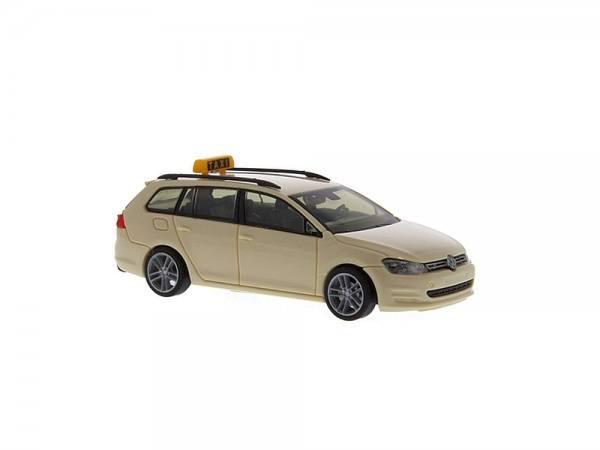 "32203 - Rietze - VW Golf VII Variant ""Taxi"""