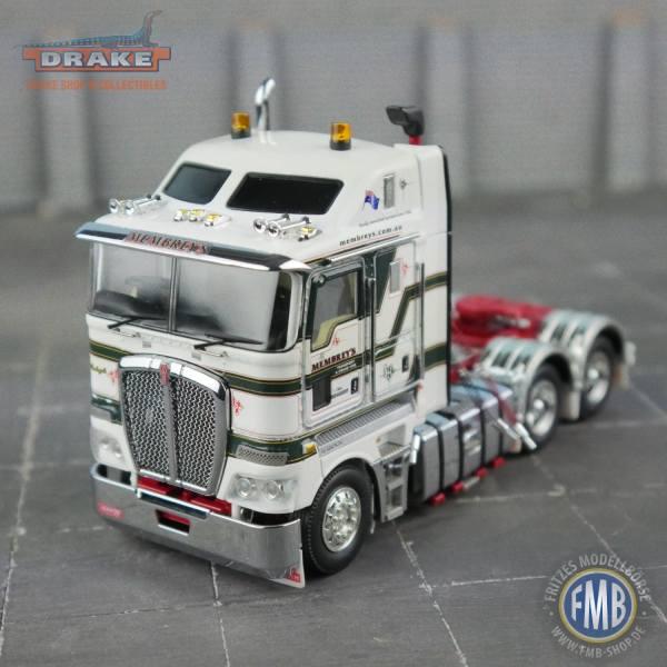 Z01443 - Drake - Kenworth K200 mit 2.3 m Cab 3achs Zugmaschine - Membrey - AUS -