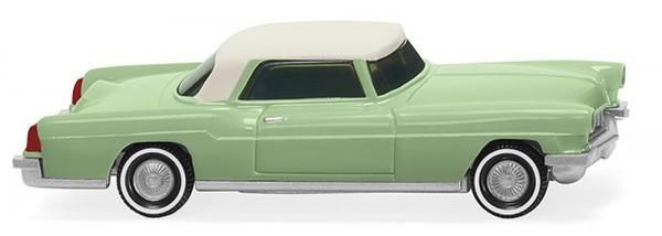 021002 - Wiking - Ford Continental - weißgrün mit weißem Dach