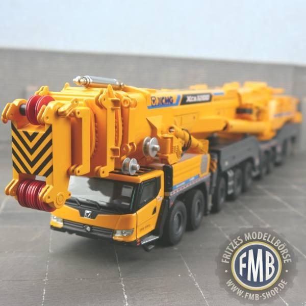 VAKF-0006 - XCMG - XCA 1200 8achs Mobilkran, gelb