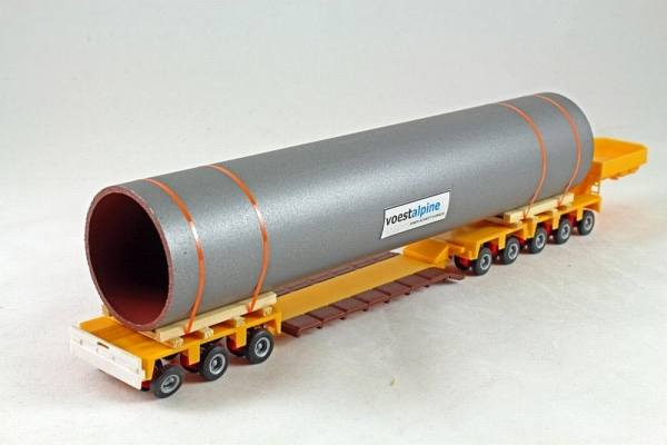 LKW1034 - Bauer - Großrohr - 200mm lang