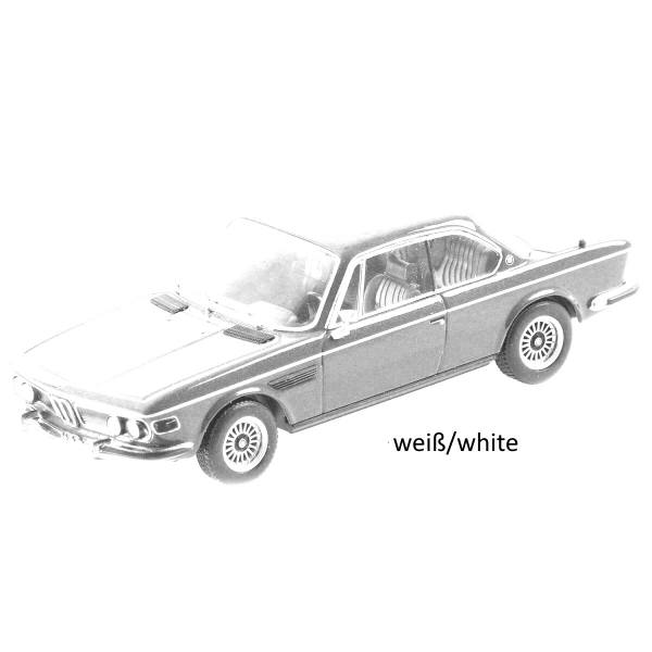 020024 - Minichamps - BMW 2800 CS (E9 - 1968), weiß