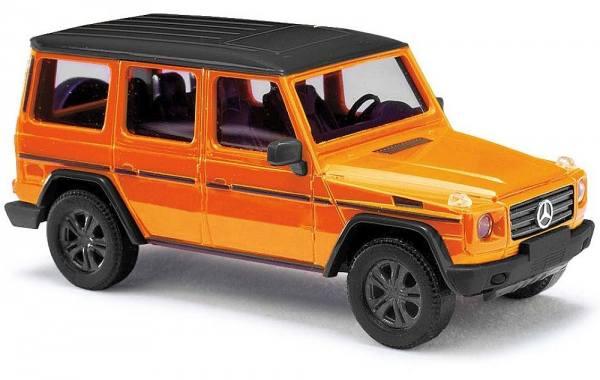 51464 - Busch - Mercedes-Benz G-Klasse `08 Tuning, orange/schwarz