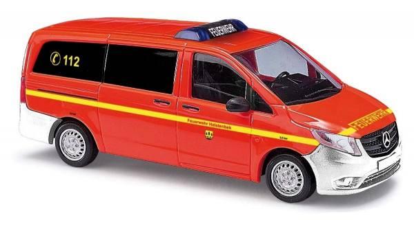 51114 - Busch - Mercedes-Benz Vito - Feuerwehr Halstenbek - Baujahr 2014