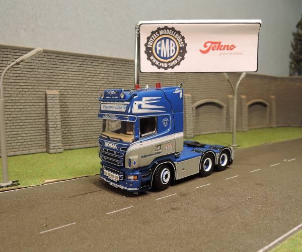 68037 - Tekno - Scania R TL 4x2 2achs Zugmaschine - Elytrans -Line -