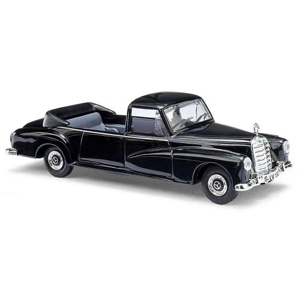 44807 - Busch - Mercedes-Benz 300 Landaulet Staatskarosse, schwarz