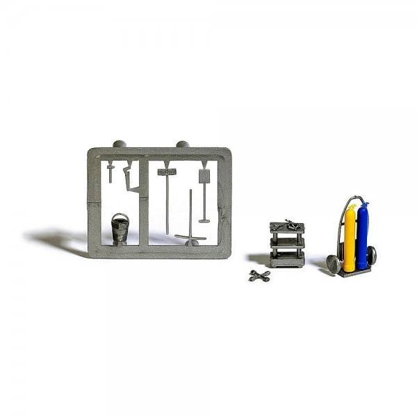 7785 - Busch - Set Schweißgerät und Werkzeug