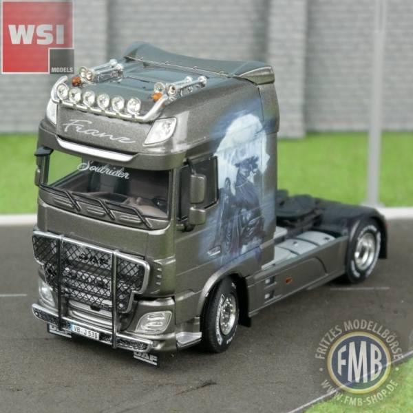 01-2700 - WSI - DAF XF SSC 2 achs Zugmaschine  MY2017 - Jochen Franz Transporte - D -