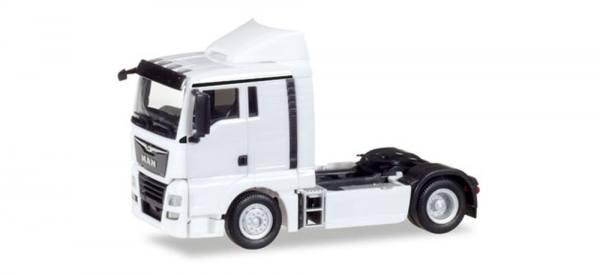 308366 - Herpa - MAN TGX XL 6c Solo-Zugmaschine, weiß