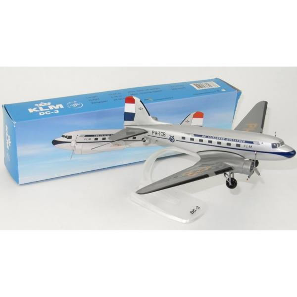 612852 - Herpa - KLM Douglas DC-3
