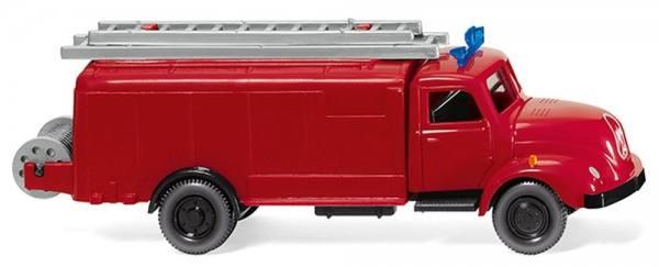 "061002 - Wiking - Magirus S 3500 Spritzenwagen ""Feuerwehr"""