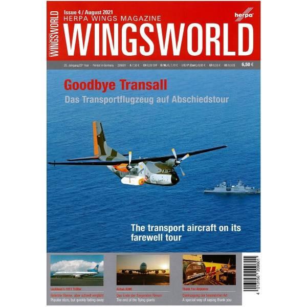 209601 - Herpa - Magazin Wingsworld 4/2021