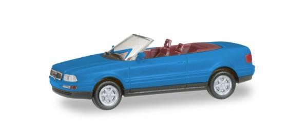 "012287-005 - Herpa - MiniKit Audi Cabrio ""himmelblau"""