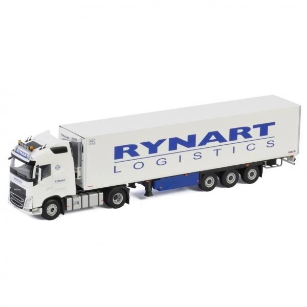 01-3190 - WSI - Volvo FH4 GL 4x2 mit 3achs Kühlauflieger - Rynart Trading - NL -