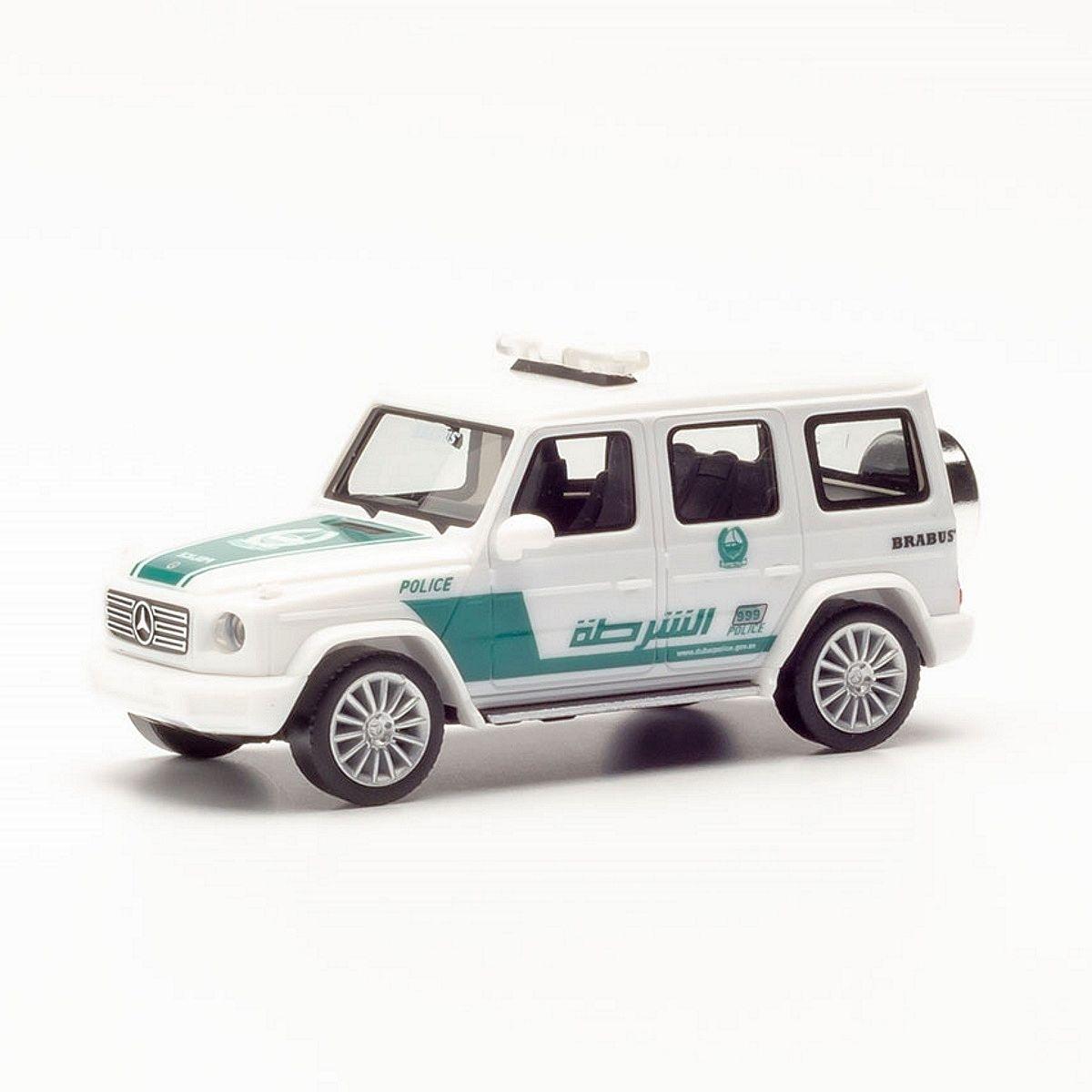 """Busch 51026 # Mercedes Benz Unimog in blau-weiß /"""" Technisches Hilfswerk /"""" 1:87"""