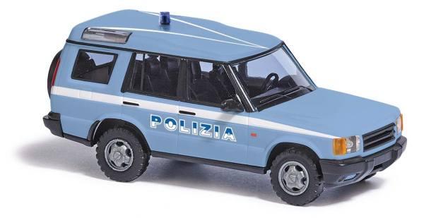51914 - Busch - Land Rover Discovery - Polizia - Bj. 1998