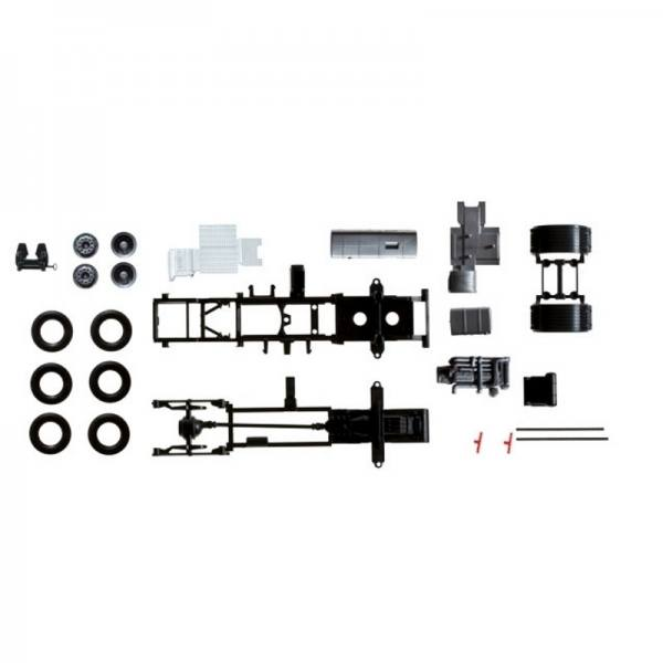 084185 - Herpa - TS Volvo FH4 Fahrgestell 4x2 Zugmaschine -2 Stück
