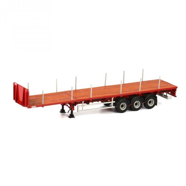 04-1137 - WSI -  Flachbettauflieger 3achs - Premium Line -