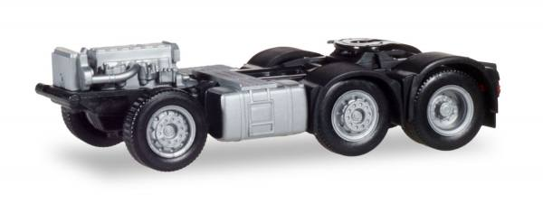 084918 - Herpa - TS Mercedes-Benz Actros/Arocs 6x2 Fahrgestell, 2 Stück