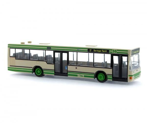 "75015 - Rietze - MAN NL 202-2 Stadtbus, 2türig ""Stadtwerke Hamm, Wagen Nr.35"""