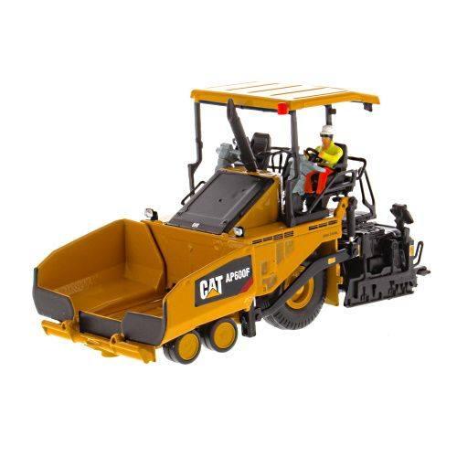 85591 - Diecast Masters - CAT AP600F Asphalt- / Deckenfertiger auf Rad