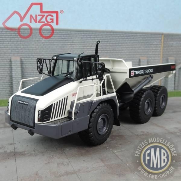 973 - NZG - Terex TA400 Knickgelenkkipper / Dumper