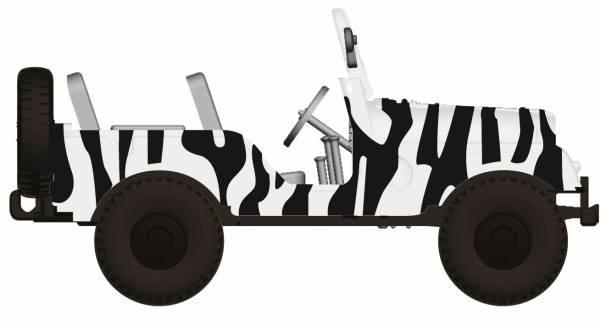 "58903 - Brekina - Jeep Universal CJ5 offen ""Safari"""