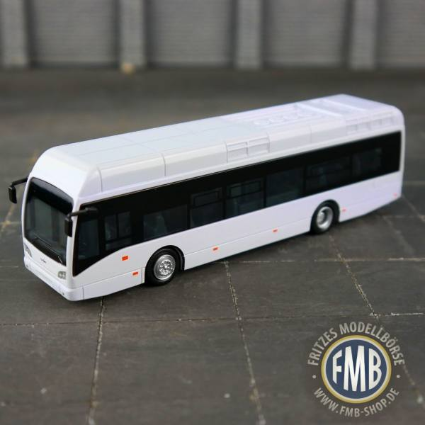 8-1191 - Holland Oto - Van Hool A 330FC Wasserstoff-Hybrid Stadtbus, 2türig, weiß