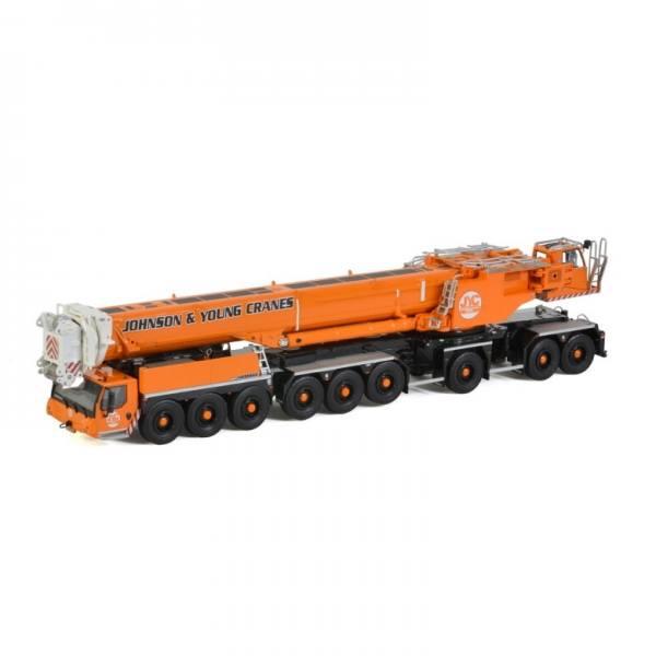 51-2085 - WSI - Liebherr LTM 1750-9.1 Mobilkran - Johnson & Young Cranes - AUS -