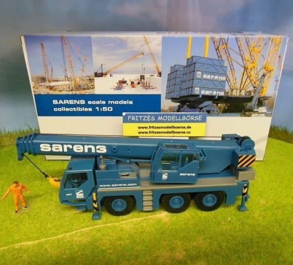 20-1015 - IMC - Liebherr Mobilkran aus Kunststoff -Sarens-