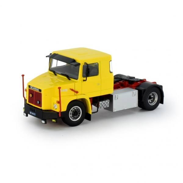 76181 - Tekno - Scania T140 Hauber 4x2 2achs Zugmaschine - Wim Groteboer - NL -