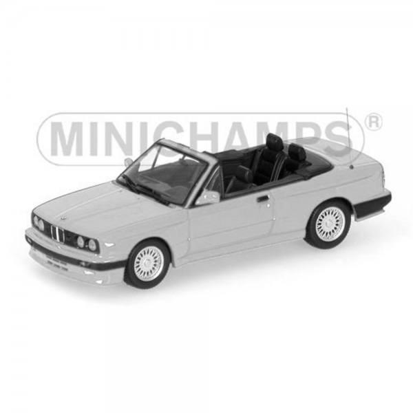 020232 - Minichamps - BMW M3 Cabrio (E30 - 1988), silber
