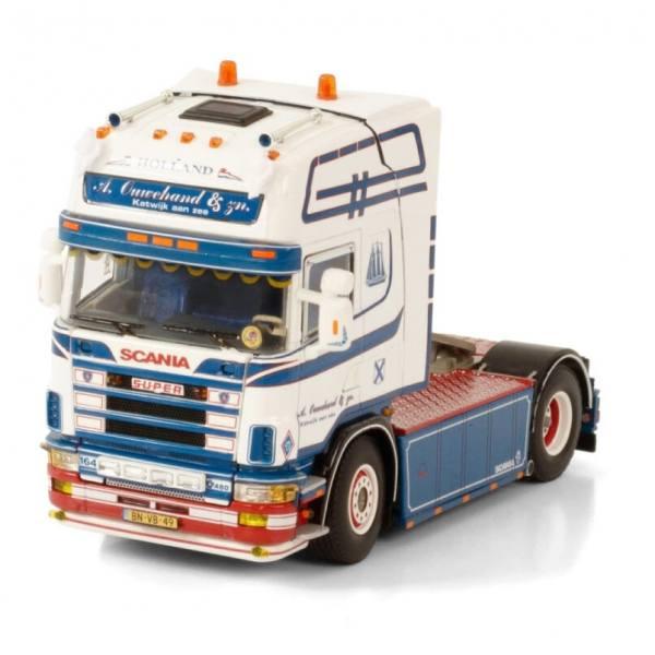 01-3243 - WSI - Scania R TL 4x2 2achs Zugmaschine - A. Ouwehand - NL