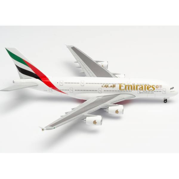 514521-005 - Herpa - Emirates Airbus A380 - A6-EOX -