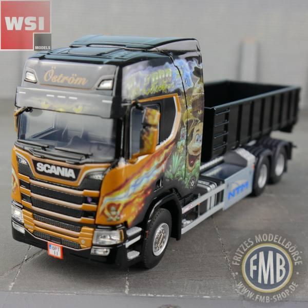 Scania R Topline Alban helleux WSI models 01-2505 1:50