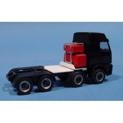 100110 - Bausatz - 4achs Volvo FH16 Chassi mit Tankmodul - Kunststoff - ohne Räder / Kabine